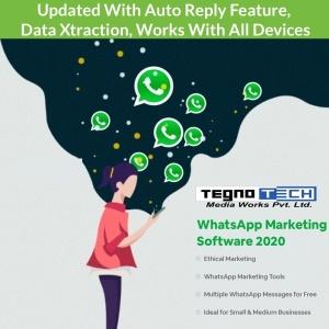 Latest WhatsApp Marketing Software