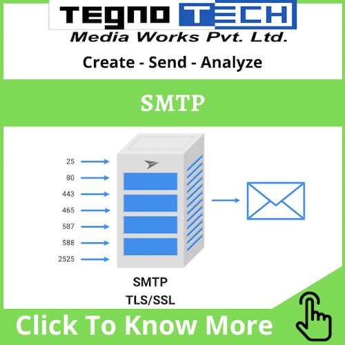 SMTP BULK EMAIL SERVICE PROVIDER